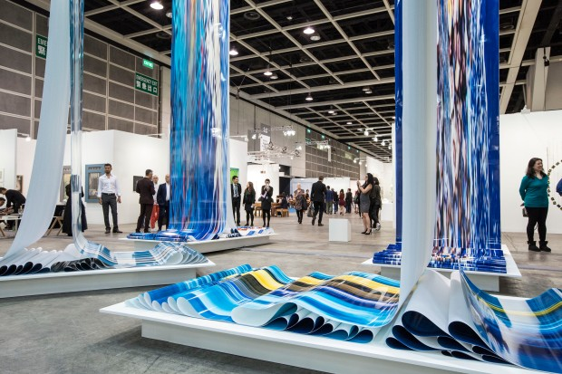 5. Art Basel in Hong Kong 2017_10 Chancery Lane Gallery and P.P.O.W_Dinh Q Le © Art Basel