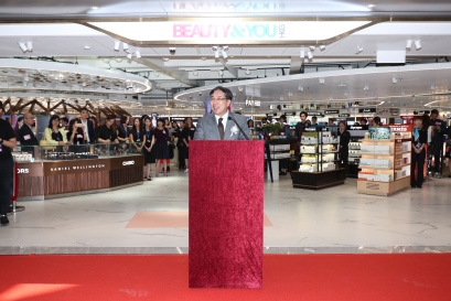 Beauty_You_Grand Opening Ceremony_Speech