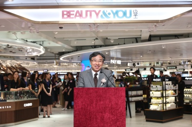 Beauty_You_Grand Opening Ceremony_Speech_1