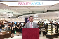 Beauty_You_Grand Opening Ceremony_Speech_Fred Lam
